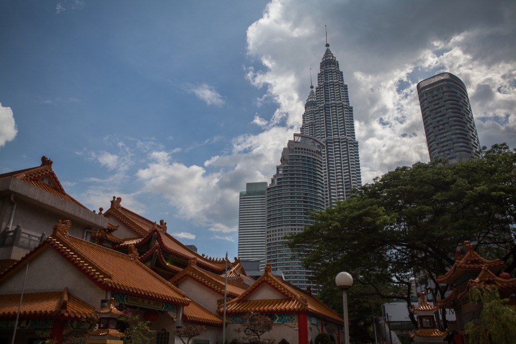 Kuala Lumpur with Mike 007