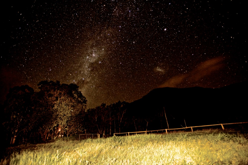 Starry Night near Tully QLD