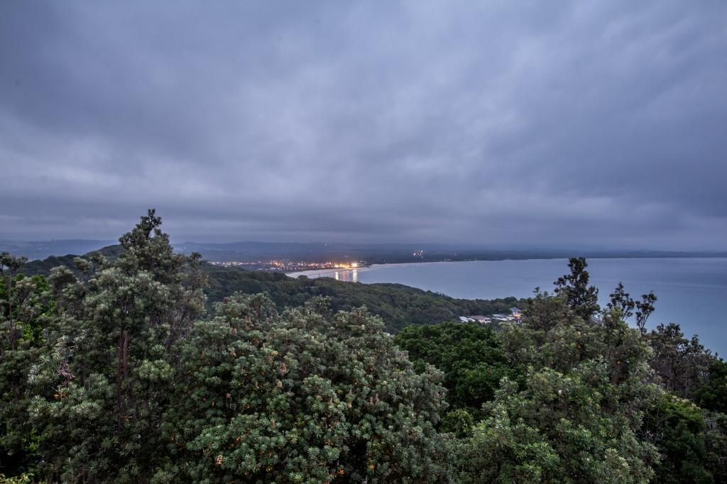 Byron Bay Vista from Lighthouse