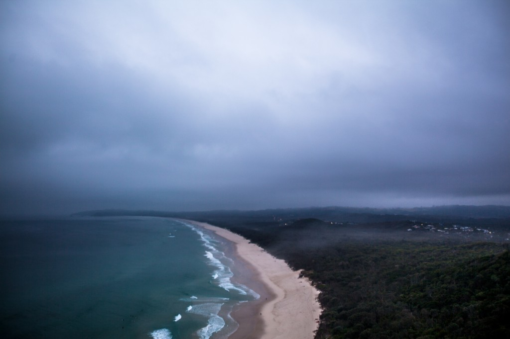 Byron Bay Vista from Lighthouse 2