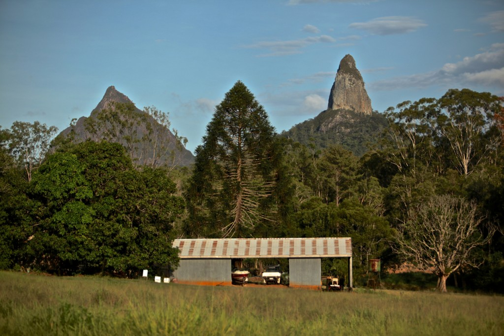Glasshouse Mountains 3