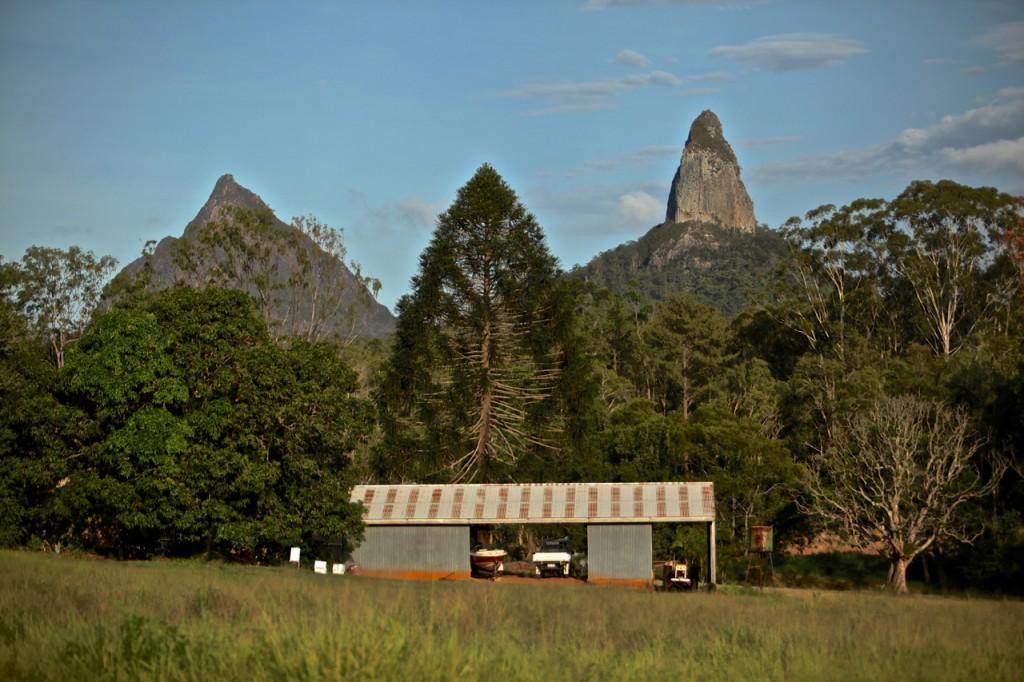 Glasshouse Mountains 3